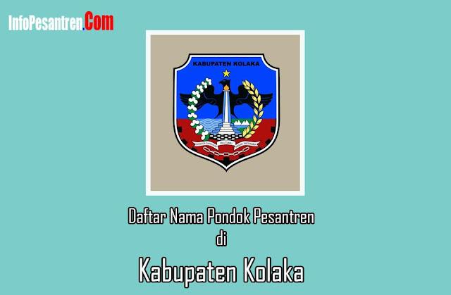 Pondok Pesantren di Kabupaten Kolaka