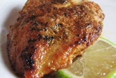 طريقة عمل وصفه الدجاج المشوى باليمون والتوابل