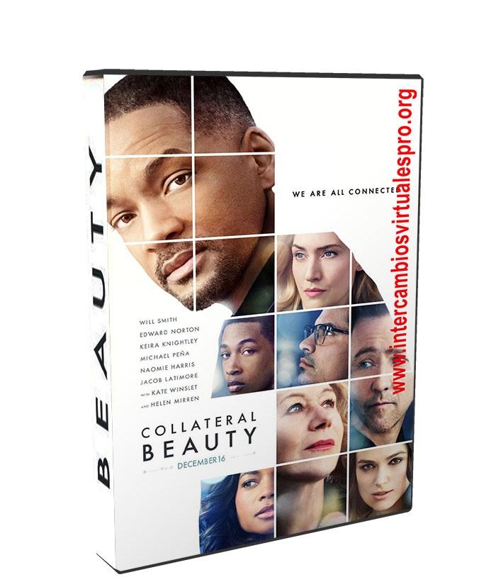 Belleza inesperada poster box cover