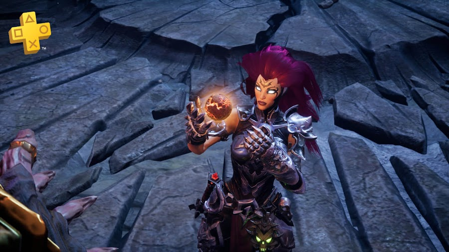 darksiders 3 game ps4 plus sony gunfire games thq nordic