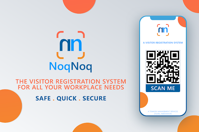NoqNoq – Ground-level Safety Measures Through Cloud-based Visitor Registration