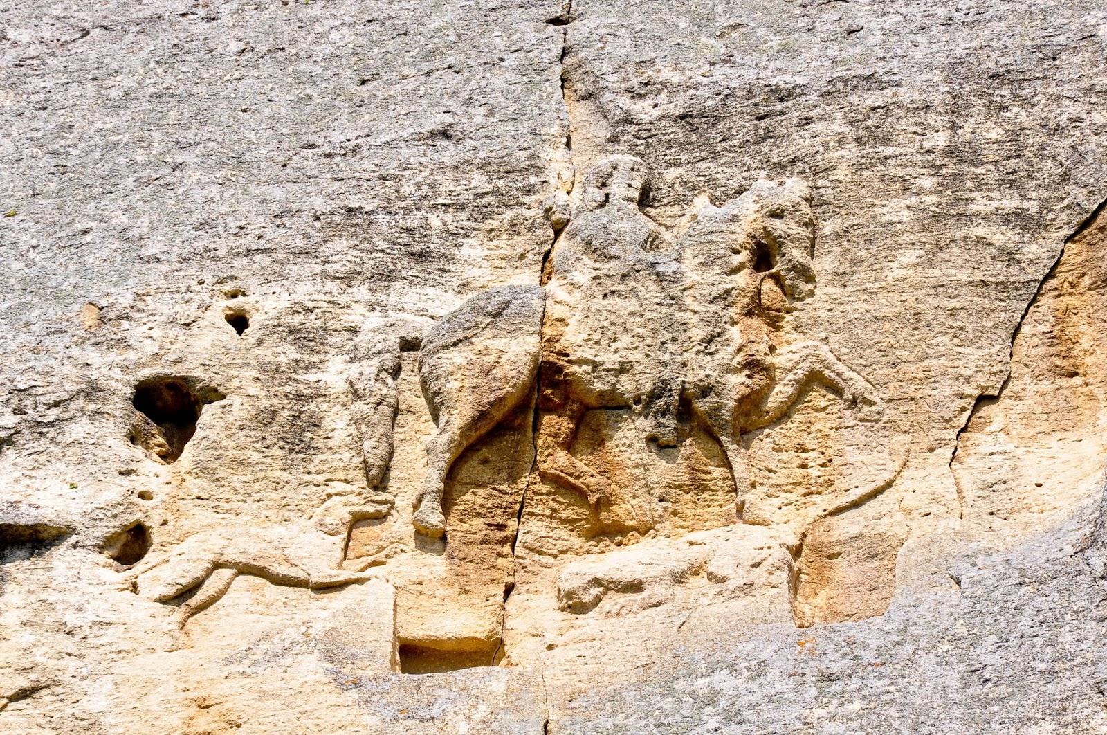 The Horseman - Madara, Bulgaria