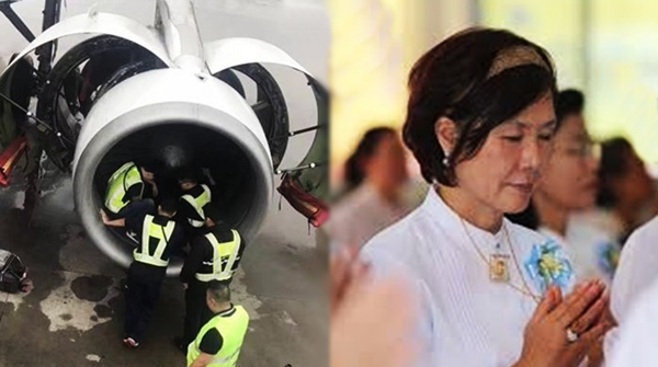 Parah! Nenek 80 Tahun Nyaris Celakai Penumpang Satu Pesawat Gara-gara Berdoa Sambil Lakukan Ini