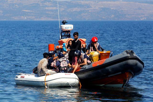 Προσφυγικό: Εκατοντάδες αφίξεις στα ελληνικά νησιά μέσα σε λίγες ώρες