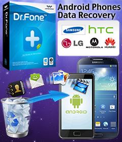 طريقة تثبيت وتفعيل برنامج استعادة المحذوفات للأندرويد[Wondershare Dr.Fone for Android v6.5.0.12