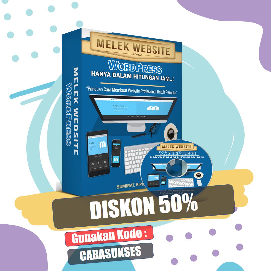 free akses produk melek website wordpress