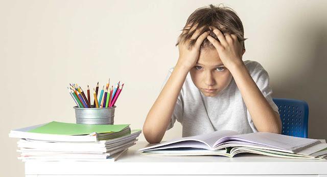 الإعاقة الخفية : صعوبات التعلم عند الأطفال