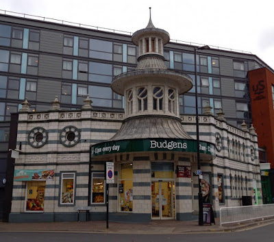 Budgens in Sheffield