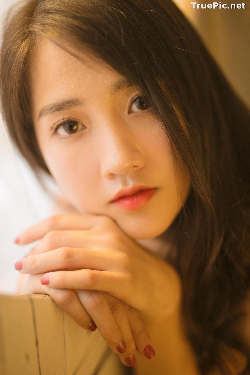 Image Vietnamese Hot Girl - Nguyen Hoang Kieu Trinh - My Black Angel - TruePic.net - Picture-1