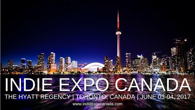 Indie Expo Canada Toronto 2017 IEC