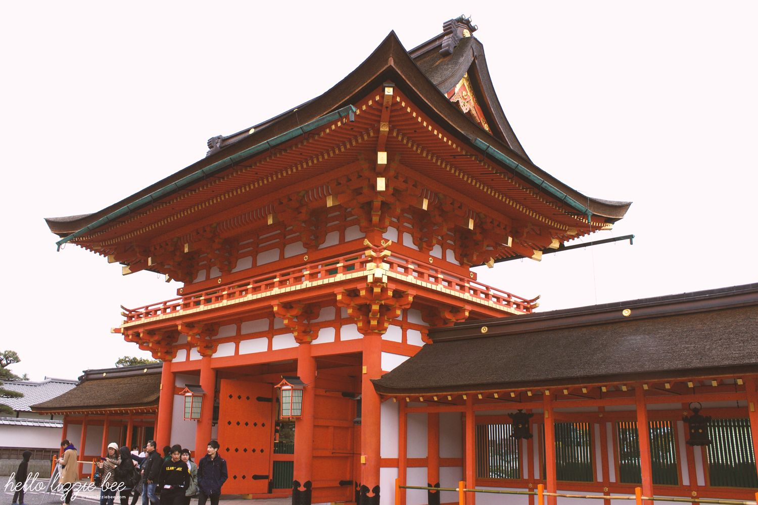 main shrine entrance