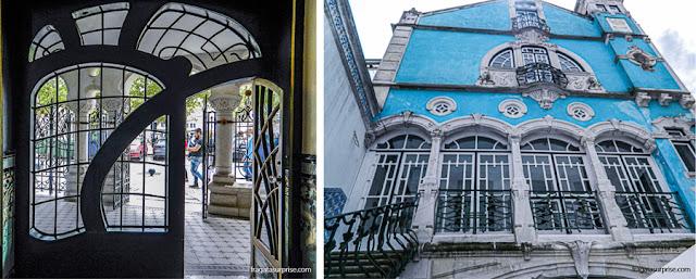 Museu da Arte Nova, Aveiro, Portugal