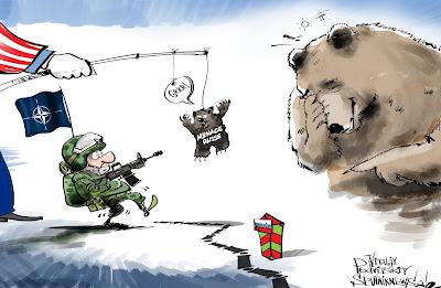 L'impasse de l'hystérie anti-russe dans - ECLAIRAGE - REFLEXION 1019187883