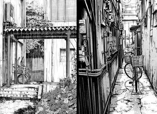 00-Kiyohiko-Azuma-Architectural-Urban-Sketches-and-Cityscape-Drawings-www-designstack-co
