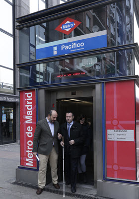 57 millones en dos años para instalar más de 30 ascensores en 8 estaciones de Metro