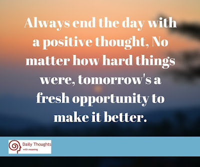 Meaning of positive mindset