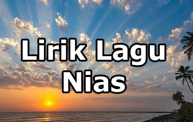 Safu Tanga Niroimo Lirik Lagu Tice Halawa