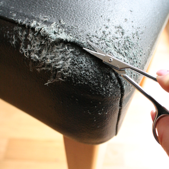 How To Repair Leather Furniture Cat Scratches Furniture