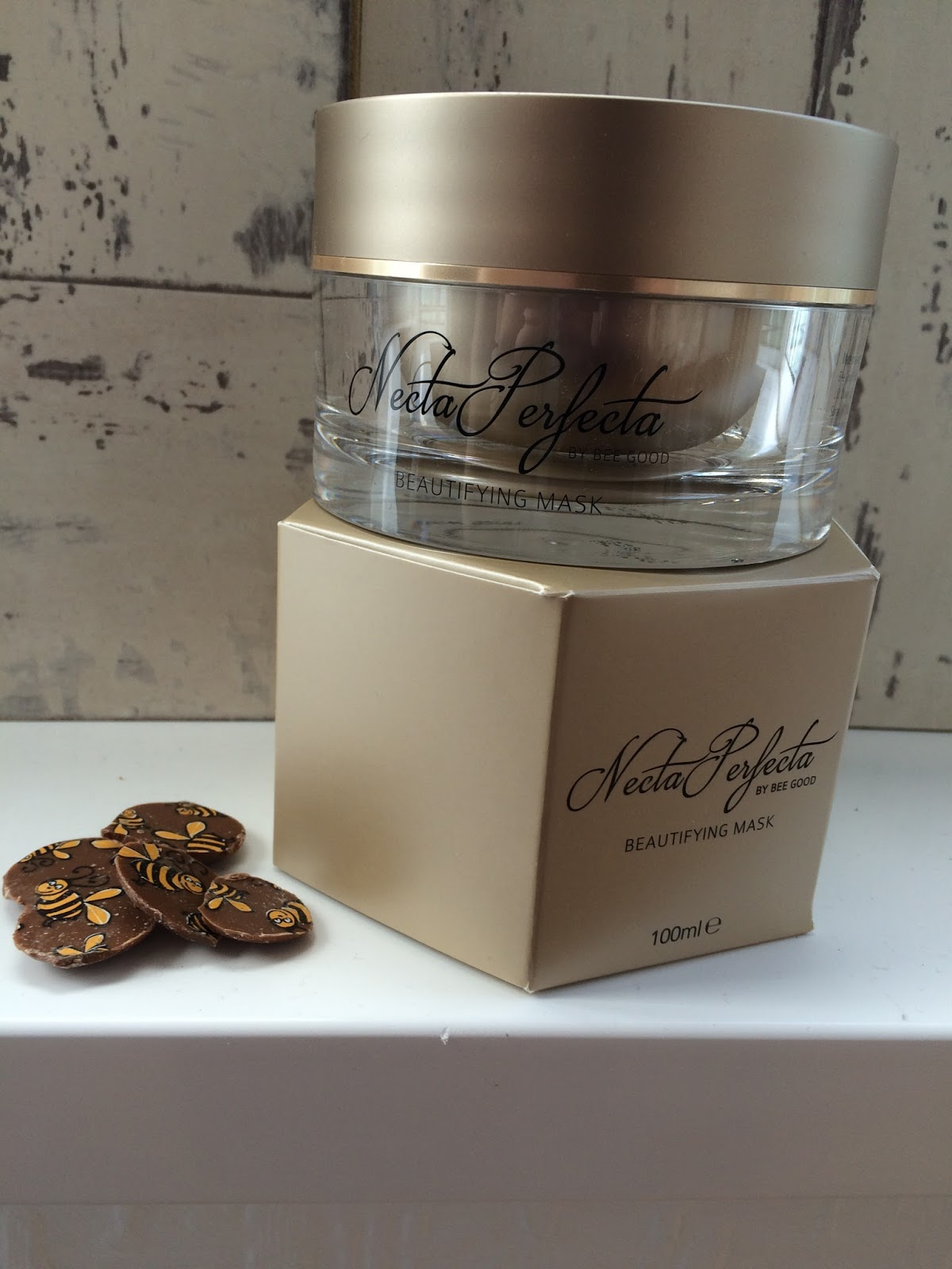 Review: Necta Perfecta Beautifying Mask By Bee Good