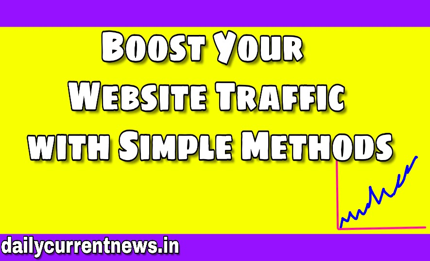 Boost_website_Traffic_with_Few_Simple_Methods