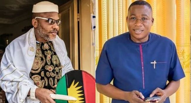 Southern governors sponsoring, arming Kanu, Igboho —Northern Groups