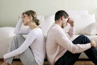 Problemas en la relación de pareja
