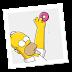 Homer Simpson - O Retrato Amarelo e Imperfeito de um Herói Americano