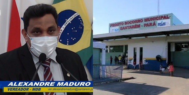 SANTARÉM: Hospital Municipal poderá ser transferido para o governo do estado. Você concorda?