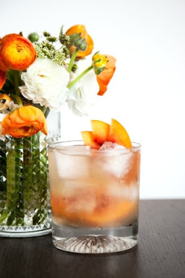 Lemon Peach Cocktail Recipe