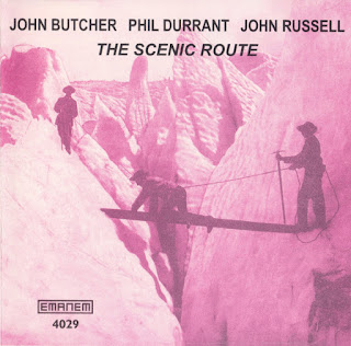 John Butcher, Phil Durrant, John Russell, The Scenic Route