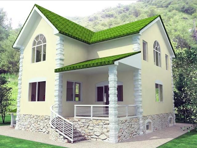 1010 Gambar Desain Rumah Kecil Fungsional Yang Bisa Anda Tiru Download