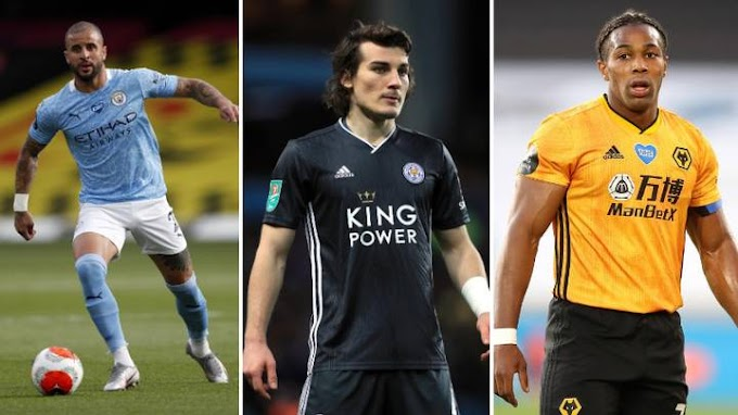 See The Top 10 Fastest Players In The Premier League (See Full List)