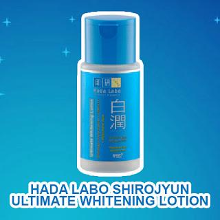 Hada Labo Shirojyun Ultimate Whitening Lotion