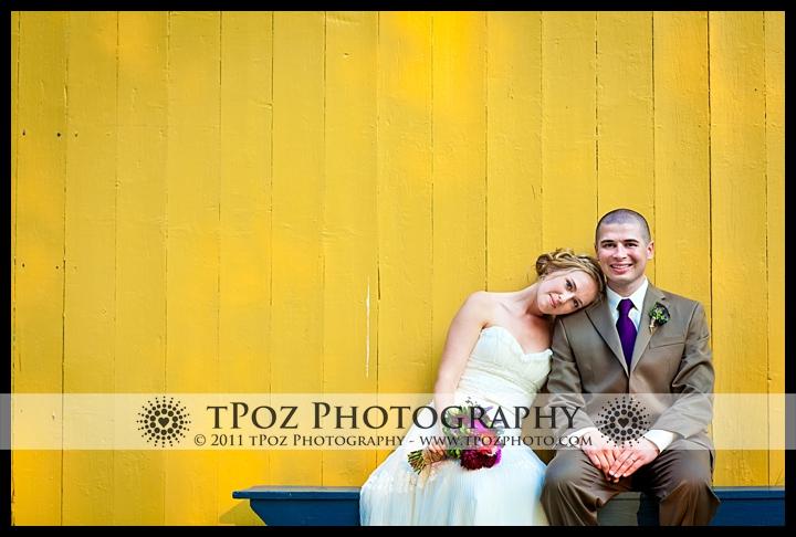 Yellow Barn at Landis Valley Museum Wedding