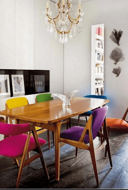 Trend Color For Dining Room Design