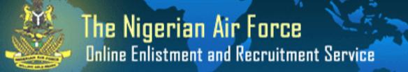 Nigeria Airforce Recruitment Form 2018
