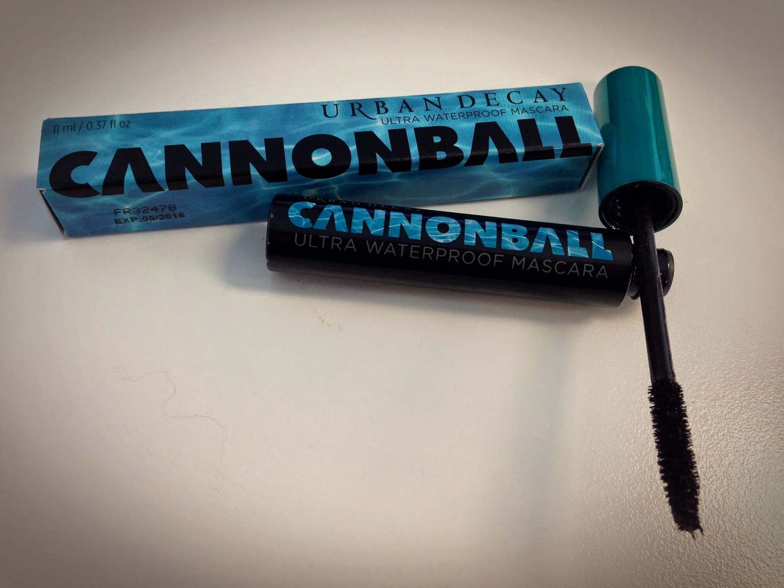 a052f71d530 REVIEW: Urban Decay Cannonball (Waterproof) Mascara / Reflection of ...