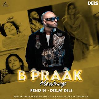 B PRAAK MASHUP (REMIX) - DEEJAY DELS