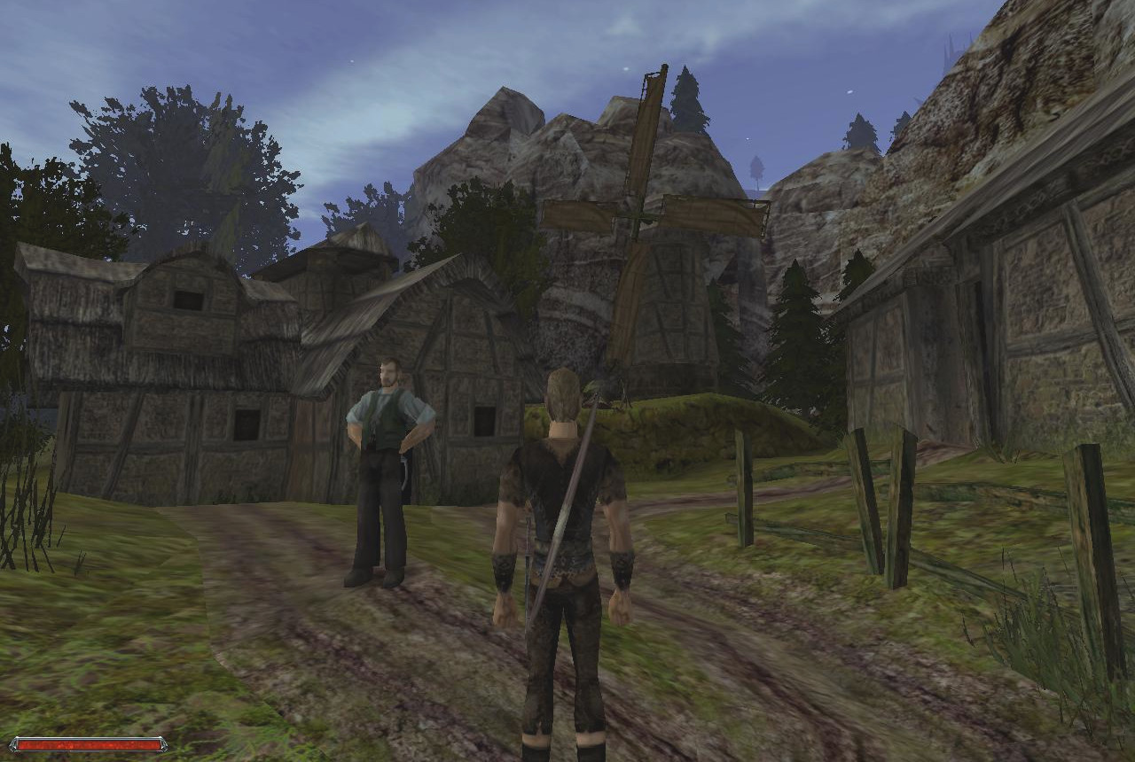 Install Gothic 2 in Windows 10 - that's how it works