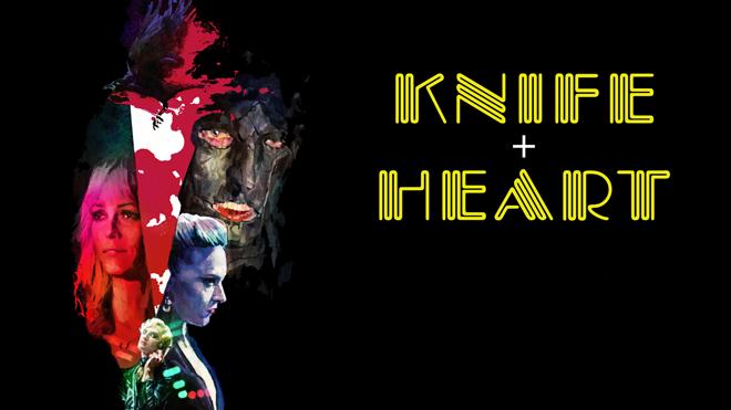knife+heart póster