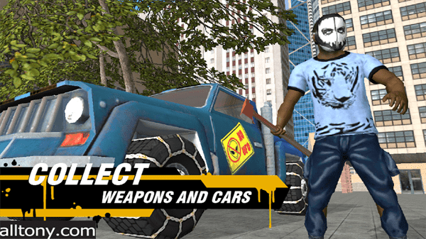 تحميل لعبة جريمة العصابات Real Gangster Crime للأندرويد APK