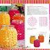 Idea: souvenirs con frascos al crochet / crocheted jar souvenirs