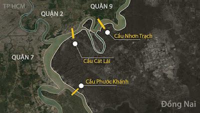 Tiềm năng bất động sản Nhơn Trạch khi hoàn thành cầu Nhơn Trạch