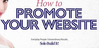 Bagaimana memperoleh promosi situs Web bebas