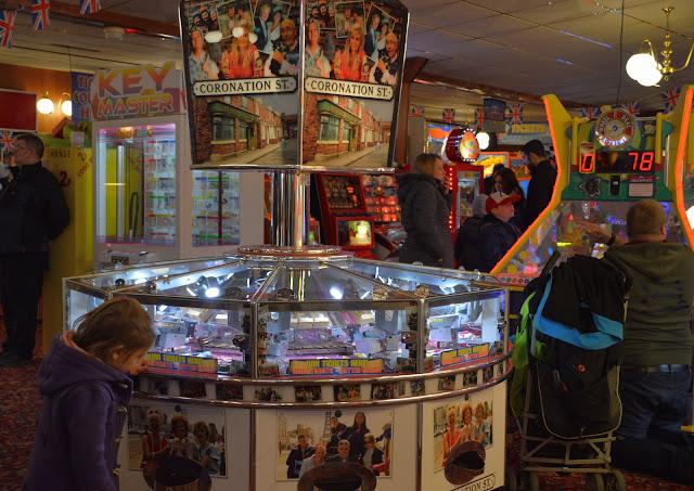 Coronation Street Arcade Machine
