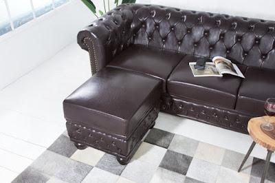 moderní nábytek Reaction, nábytek do obývacího pokoje, podnožky ke křeslu