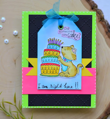 Did someone say cake? by Anushree features Newton Loves Cake by Newton's Nook Designs; #newtonsnook