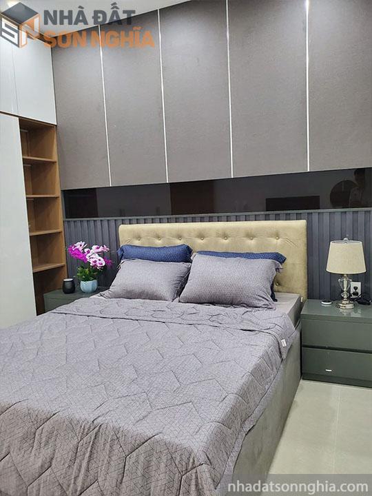 Giường thiết kế riêng từng phòng