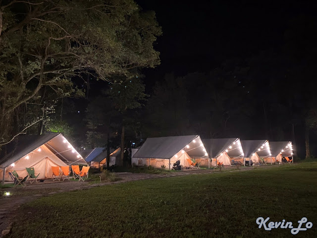 拉波波村營區童話村的設計
