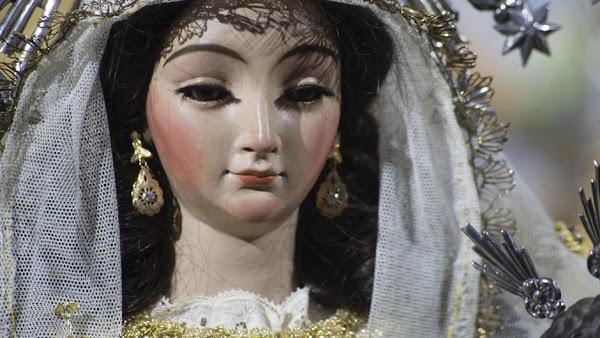 Horario e Itinerario Ida de la Virgen de Montemayor a la SI Catedral para presidir el Pregón de Gloria. Sevilla 07 de Octubre del 2021